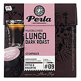 Perla Lungo dark roast dolce gusto compatible 12 capsules 90g