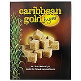 Caribbean gold Sugar rietsuikerklontjes 500g