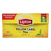 Lipton Yellow label tea 50 bags 75g