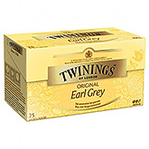 Twinings Original earl gray 25 bags 50g