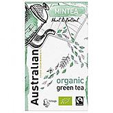 Australian Mintea organic green tea 16 bags 26g