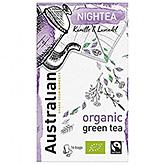 Australian Nightea Kamille und Lavendel Bio-Grüntee 16 Beutel 27g
