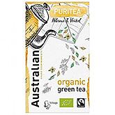 Australian Puritea hibiscus en venkel organic green tea 16 bags 26g