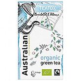 Australian Teatox rozenbottel en hibiscus organic green tea 16 bags 27g