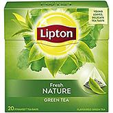 Grüner Tee Lipton Fresh nature 20 Beutel 28g