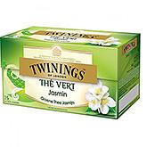 Twinings Grüntee Jasmin 25 Beutel 40g