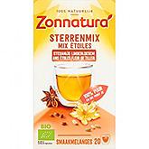 Zonnatura Sterrenmix steranijs lindebloesem 20 zakjes 45g