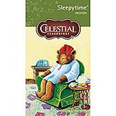 Celestial assaisonnements Infusion Sleepytime 20 sachets 29g