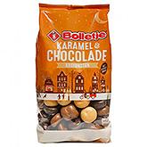 Bolletje Karamel en chocolade kruidnoten 300g