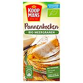 Koopmans Mix voor bio pannenkoeken 400g