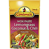 Conimex Wok paste lemongrass coconut chili 130g