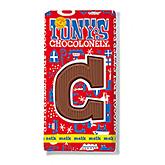 Tony's Chocolonely Lettre en chocolat C au lait 180g