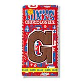 Tony's Chocolonely Lettre en chocolat G au lait 180g