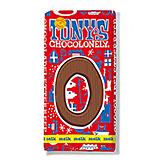 Tony's Chocolonely Lettre en chocolat O au lait 180g