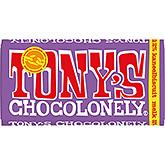 Tony's Chocolonely Melk 32% kaneelbiscuit 180g