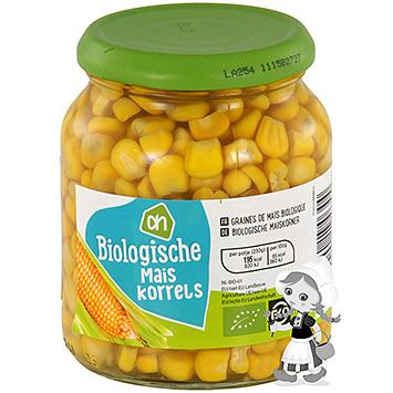 AH grains de maïs biologiques 340g