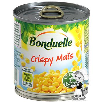 Bonduelle Bonduelle Crispy majs 150g 150g