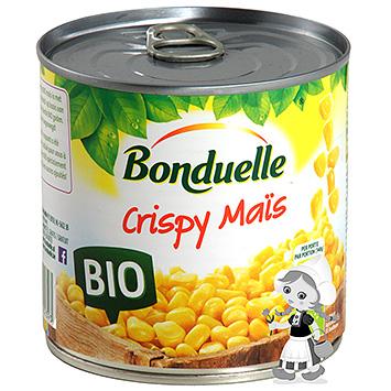 Bonduelle Bonduelle Crispy majs økologisk 300 g 300g