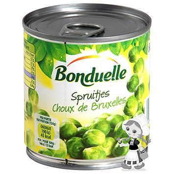 Bonduelle Bonduelle Bruxelles spirer 200 g 200g
