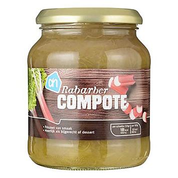 AH Rhubarb compote 360g