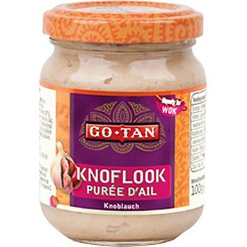 Go-Tan Gehakte knoflook 100g