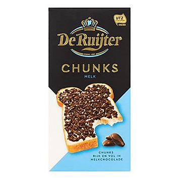 De Ruijter Chunks melk 200g