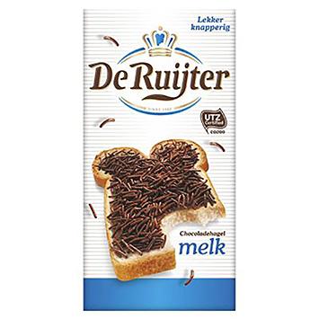 De Ruijter Chocoladehagel melk 240g