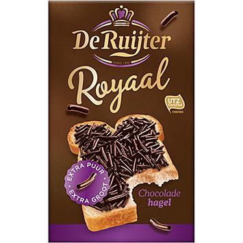 De Ruijter Royale Streusel extra bitter 380g