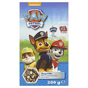 Nickelodeon Hagelmix met hondenpootjes en botjes 200g