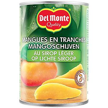 Tranches de mangue Del Monte au sirop léger 425g