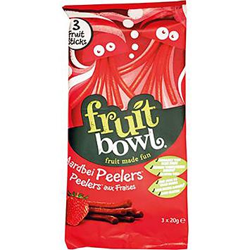 Fruit bowl Aardbei peelers 60g