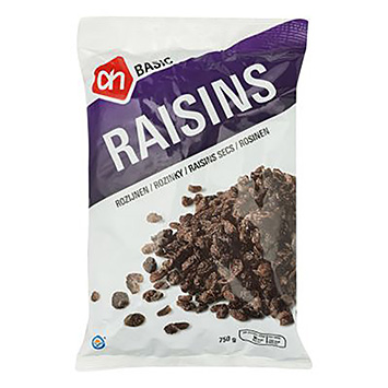 AH BASIC Raisins 750g