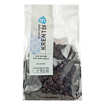 AH Dried currants 250g