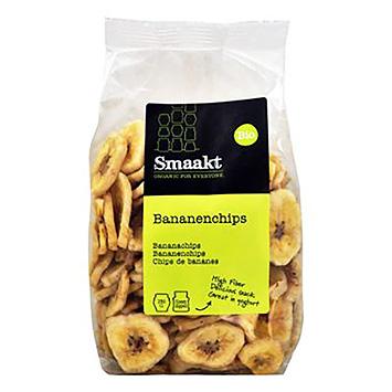Smaakt Bananenchips 250g