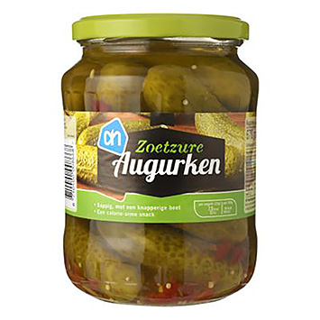 AH Sweet and sour pickles 670g