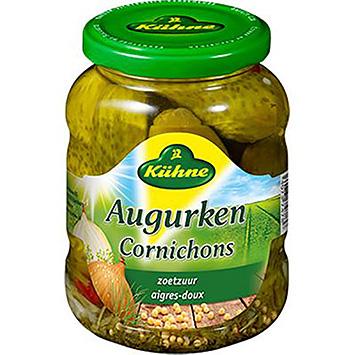 Kühne Pickles sweet and sour 330g