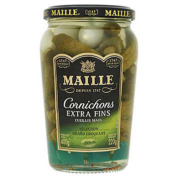 Maille Cornichons extra fins 400g