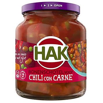 Hak Bean dish for chili con carne 360g