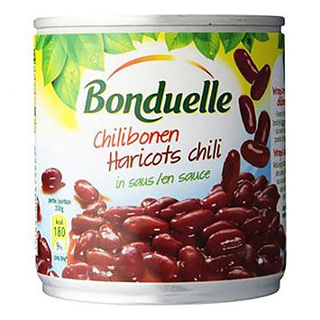 Bonduelle Bonduelle chilibønner i krydret sauce 200 g 200g