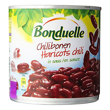 Bonduelle Chilibonen in saus 400g