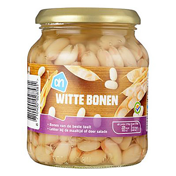 AH Witte bonen 360g