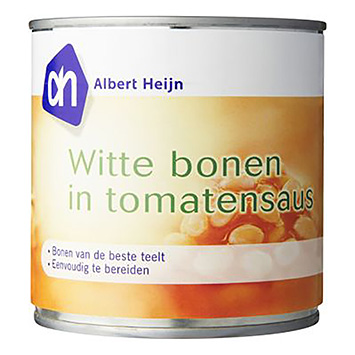 AH Witte bonen in tomatensaus 400g