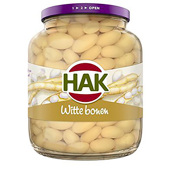 Hak Witte bonen 720g