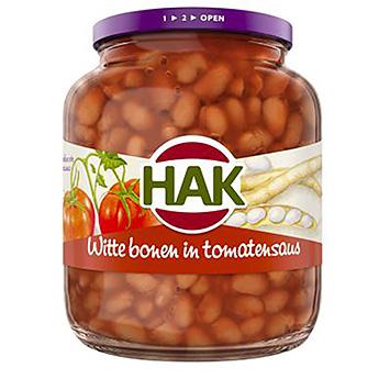 Hak Witte bonen in tomatensaus 720g