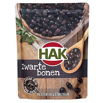 Hak Zwarte bonen 225g