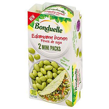 Bonduelle Edamame bean mini packs 2x80g