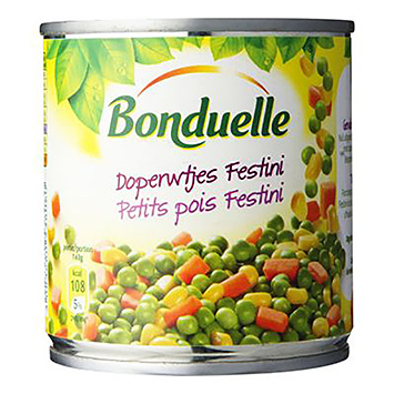 Bonduelle Garden Peas festini 200g