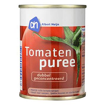 AH Tomatenpuree dubbel geconcentreerd 140g