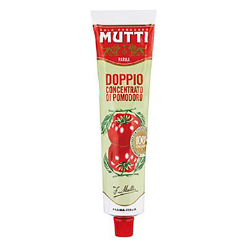 Mutti Dubbel tomatenconcentraat 130g