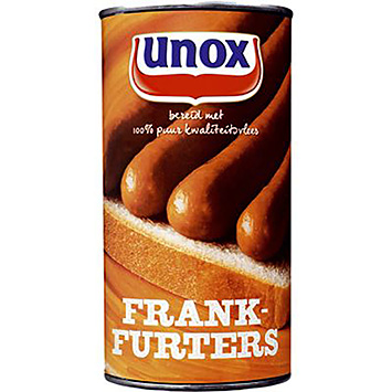Unox Frankfurters 300g